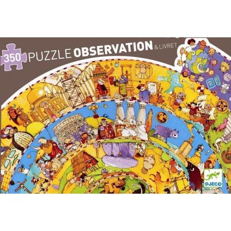 HISTORIA ŚWIATA puzzle obserwacje