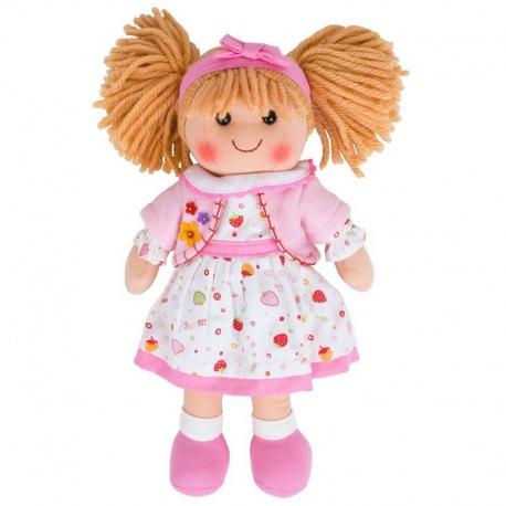 Duża lalka SZMACIANKA przytulanka KASIA