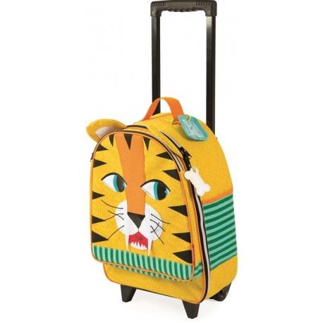 TYGRYS walizka na kółkach