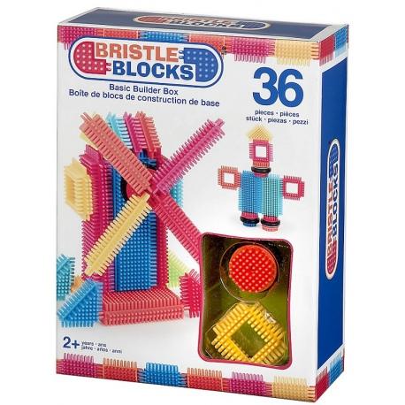 ELASTYCZNE KLOCKI 36 el. Basic Builder Box