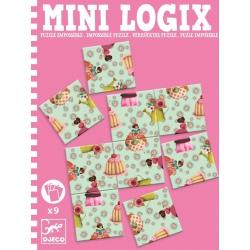 KSIĘŻNICZKI mini puzzle