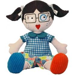 SUZETTE lalka szmacianka 34 cm