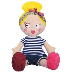 COLETTE lalka szmacianka 34 cm