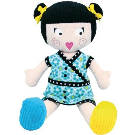 LOUISETTE lalka szmacianka 34 cm