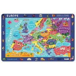 MAPA EUROPY podkładka na stół