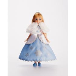 KRÓLOWA ŚNIEGU lalka 18 cm