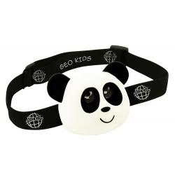 PANDA latarka czołowa dla dzieci