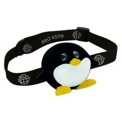 PINGWIN latarka czołowa dla dzieci