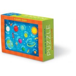 UKŁAD SŁONECZNY puzzle 100 el.