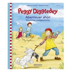 ABENTEUER AHOJ! mini książeczka Peggy Diggledey