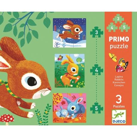 ZAJĄCZKI pierwsze puzzle