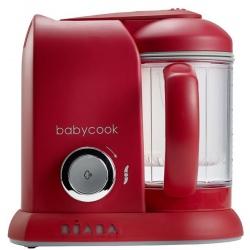 BABYCOOK Solo Red urządzenie do gotowania 4w1