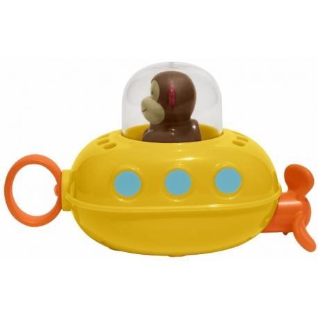MAŁPKA W ŁODZI zabawka do kąpieli ZOO