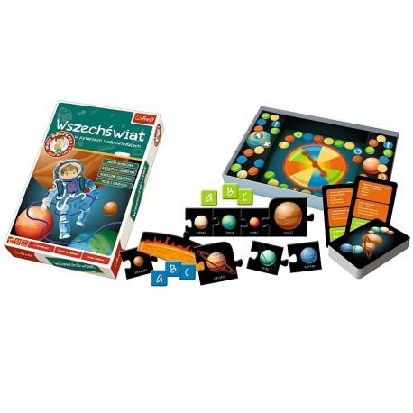 WSZECHŚWIAT gra edukacyjna