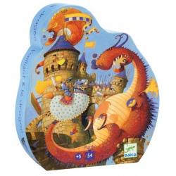 SMOK puzzle w kartoniku 54 el.