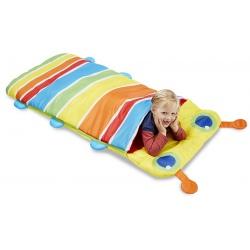 GĄSIENICA śpiworek dla przedszkolaka