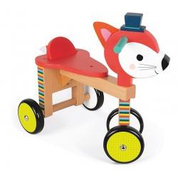 LISEK rowerek czterokołowy