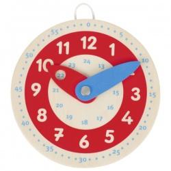 MINI ZEGAR EDUKACYJNY do nauki godzin