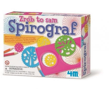 SPIROGRAF zestaw kreatywny