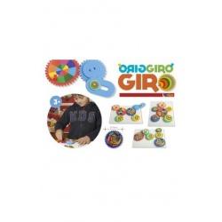 GIRO GIRO  układanka logiczna w walizce