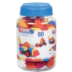 ELASTYCZNE KLOCKI 80 el. Basic Builder Box
