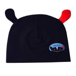 MR B bawełniana czapeczka dla Maluszka 3-9 m