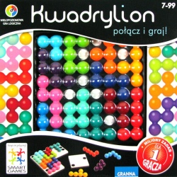 KWADRYLION gra logiczna Smart Games