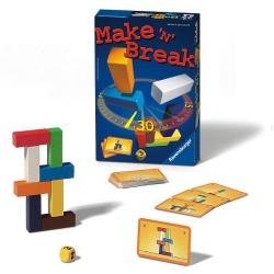 MAKE'N'BREAK gra zręcznościowa klocki