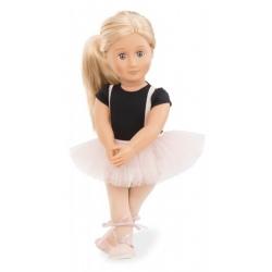 VIOLET ANNA baletnica duża lalka 46 cm