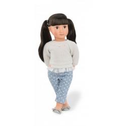 MAY LEE duża lalka azjatka 46 cm