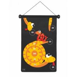 ROBACZKI magnetyczne rzutki gra zręcznościowa