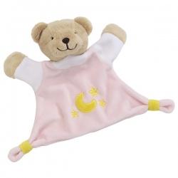 Miś zamiast pieluszki dla niemowlaka.