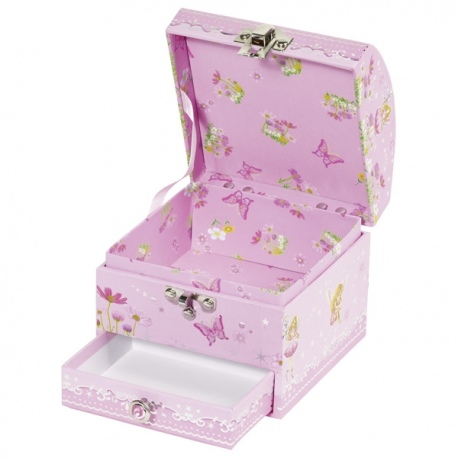 WRÓŻKA szkatułka na biżuterię