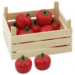 POMIDOR drewniane warzywo