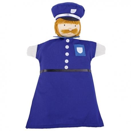 POLICJANT pacynka na rękę
