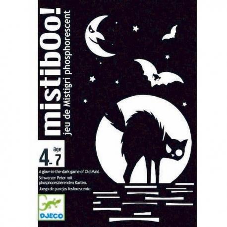 Mistiboo! gra świecąca w ciemności Czarny Piotruś