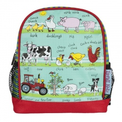 FARMA plecak dla przedszkolaka