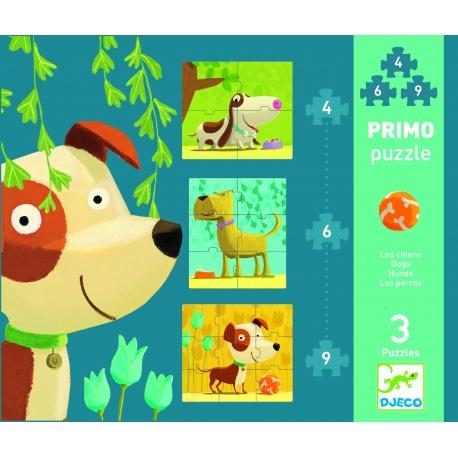 PIESKI pierwsze puzzle