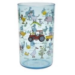 FARMA kubek szklanka z melaminy