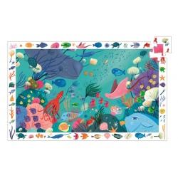 OCEAN puzzle obserwacje