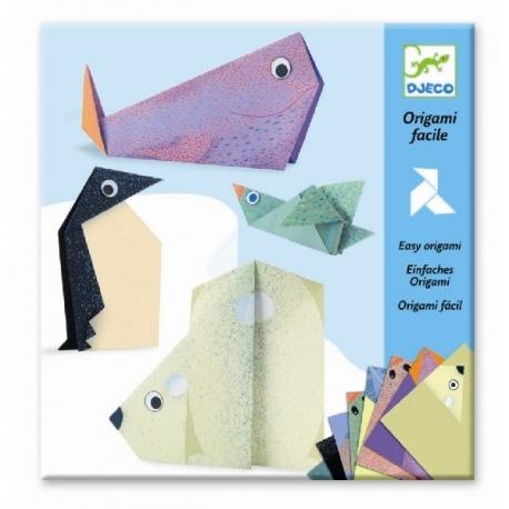 ZWIERZĘTA POLARNE origami