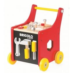 WARSZTAT MAGNETYCZNY wózek z narzędziami Bricolo