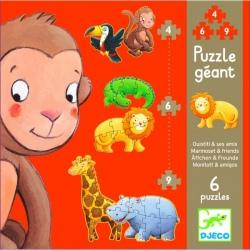 SAFARI pierwsze puzzle