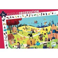 BAJKI puzzle obserwacje