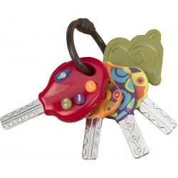 LUCKEYS zestaw kluczy z pilotem