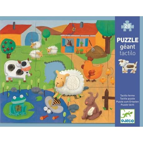 FARMA puzzle dotykowe