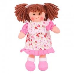 EMILKA urocza lalka SZMACIANKA przytulanka