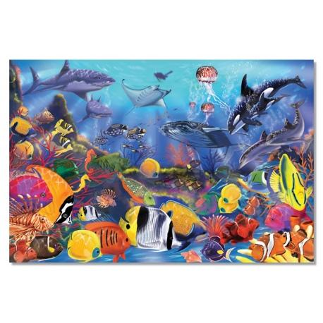 OCEAN puzzle podłogowe 48 el.