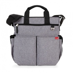 TORBA DO WÓZKA Duo Signature Heather Grey