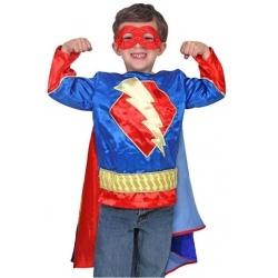 SUPER BOHATER kostium karnawałowy